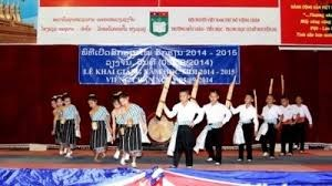Lao-Vietnamese bilingual school begins new academic year hinh anh 1