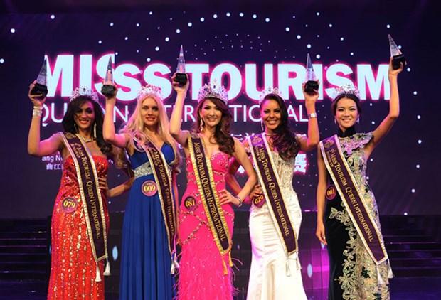 Vietnam to host Miss Tourism International hinh anh 1