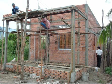 Ca Mau province helps build houses for its poor hinh anh 1