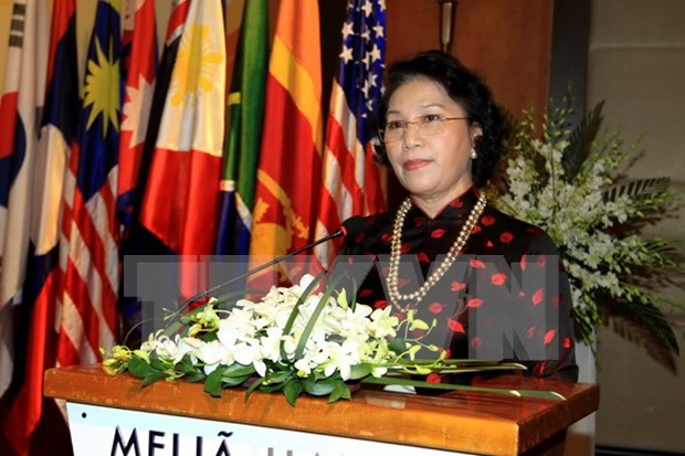 Asia-Pacific conference promotes solidarity with Cuba hinh anh 1