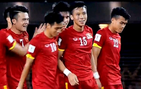 Vietnam win first match at World Cup qualifier hinh anh 1