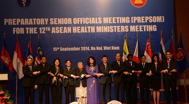 Vietnam to host ASEAN senior officials' meeting on healthcare hinh anh 1