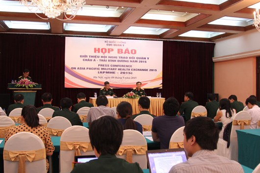 Da Nang to host Asia Pacific Military Health Exchange hinh anh 1