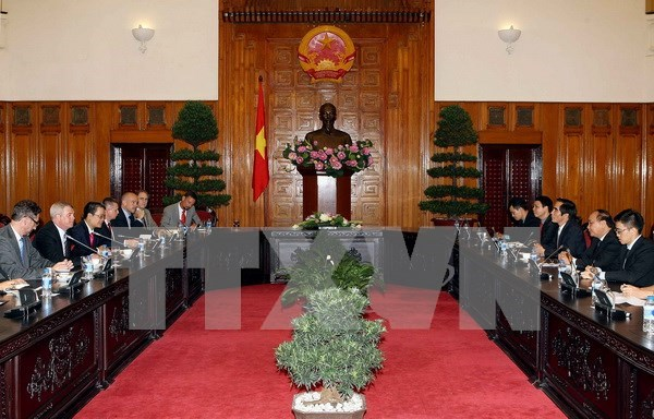 Deputy PM welcomes US business delegation hinh anh 1