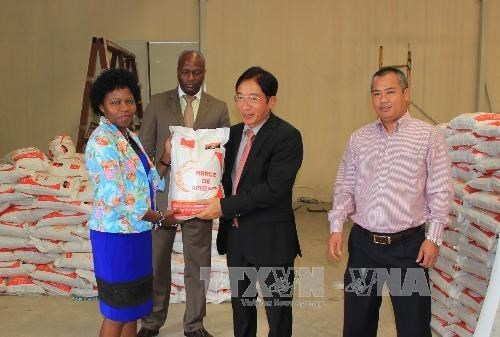 Angolan locality hails Vietnamese community's contribution hinh anh 1
