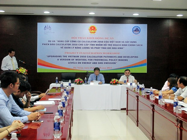 Initiative to curb greenhouse gases underway in Da Nang hinh anh 1