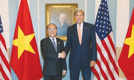 National Assembly Chairman keen to deepen ties with US hinh anh 1