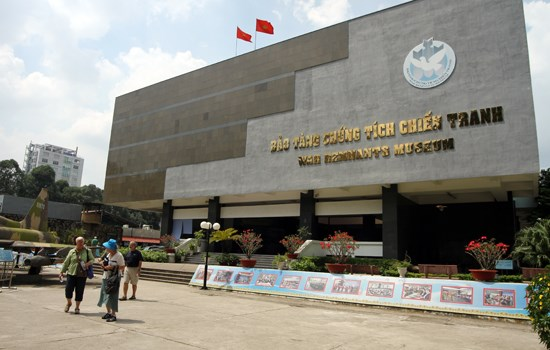 Over 17 million people visits HCM City war museum hinh anh 1