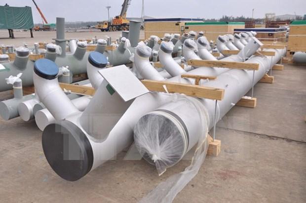 Doosan Vina sends core power plant component to US hinh anh 1