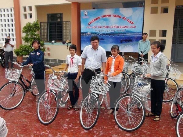 World Vision donates 14 million USD to Quang Tri: hinh anh 1