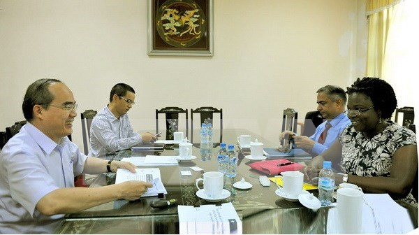 WB to help Vietnam build population report hinh anh 1