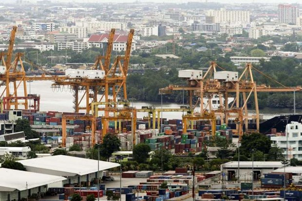 Thailand cuts 2015 GDP estimate to 3.0 percent hinh anh 1