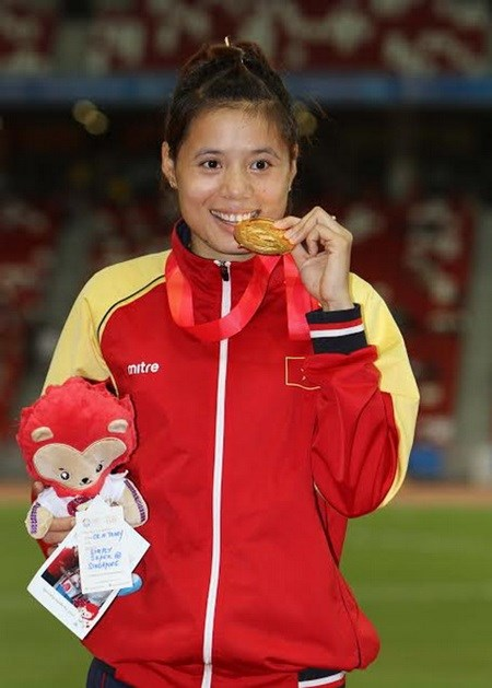 International athletics tournament to kick off in HCM City hinh anh 1