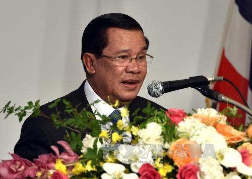 Cambodia calls for East Sea dispute settlement via negotiations hinh anh 1