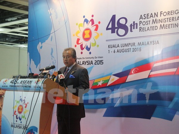 ASEAN wishes for early COC conclusion hinh anh 1