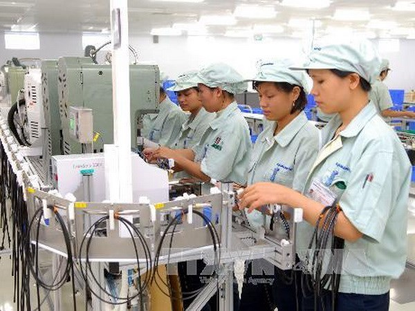 Ha Nam province records strong inflows of foreign investment hinh anh 1
