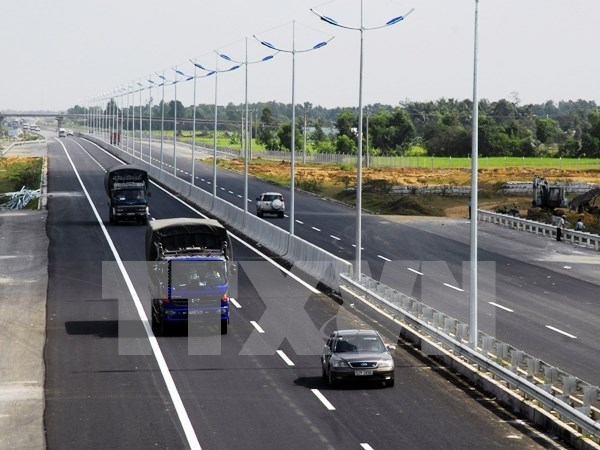 Major transport projects to benefit Tien Giang hinh anh 1