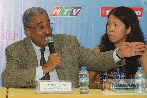 World Cup billiards comes to Vietnam for first time hinh anh 1