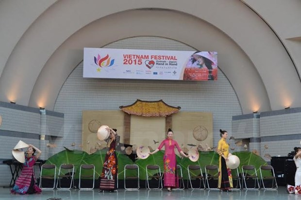 Da Nang to host Japan-Vietnam show hinh anh 1