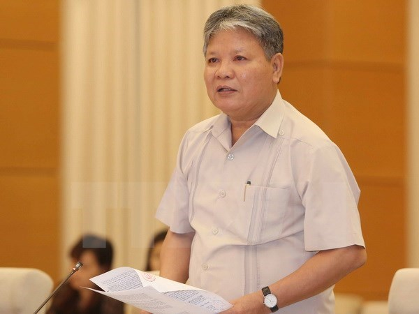 Draft maritime, civil codes scrutinised by NA standing committee hinh anh 1