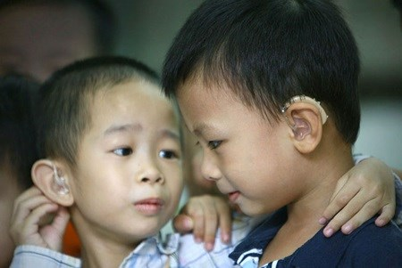 IT project to help educate children with disabilities hinh anh 1