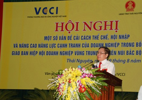 Business competitiveness in midland, mountainous regions discussed hinh anh 1