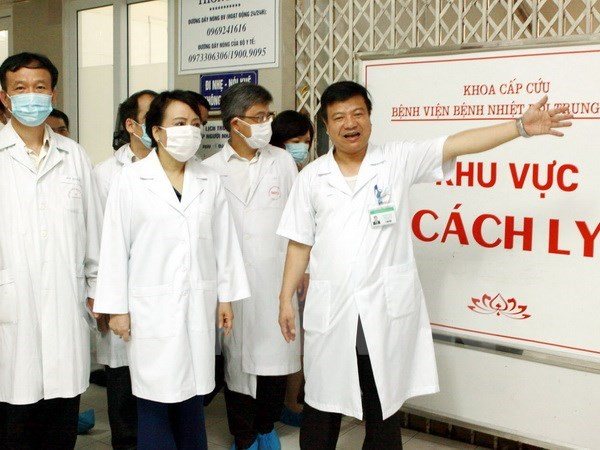 Vietnam sees strong progress in epidemic prevention, control hinh anh 1