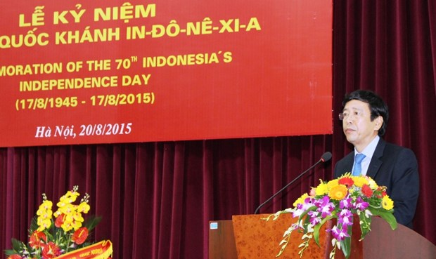 Indonesian Independence Day celebrated in Hanoi hinh anh 1