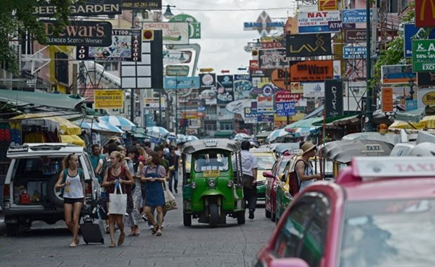 Thailand's GDP growth forecast down hinh anh 1