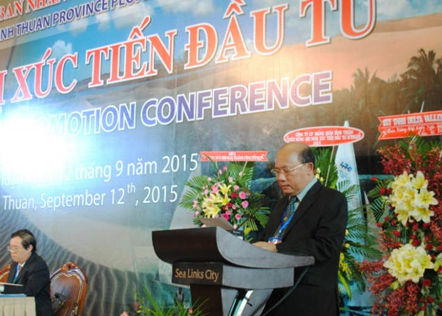 Seven additional investment projects roll into Binh Thuan hinh anh 1