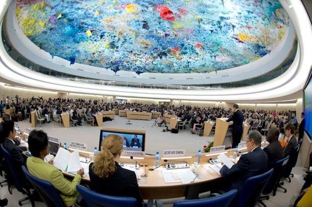 Issues to be debated at UNHRC's 30th session hinh anh 1