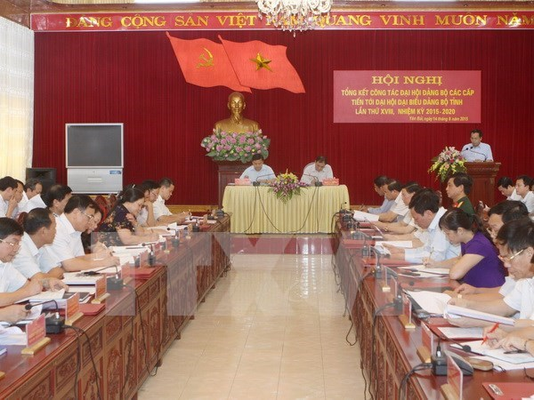 Draft reports to National Party Congress up for public feedback hinh anh 1