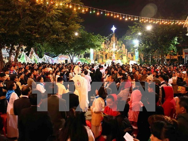 Catholic exemplary patriotic models to be praised hinh anh 1