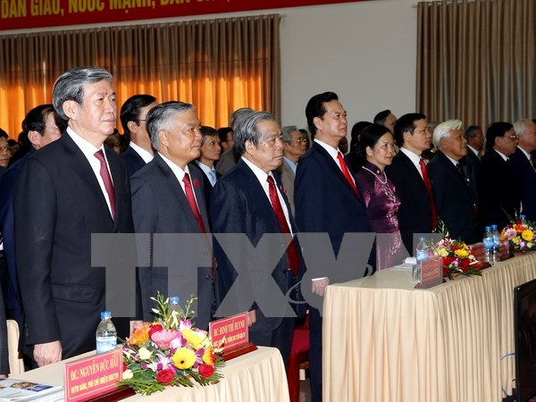 Quang Tri aims to become middle-income province hinh anh 1
