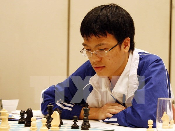 Grandmaster Liem seeded sixth at Millionaire Chess Open hinh anh 1