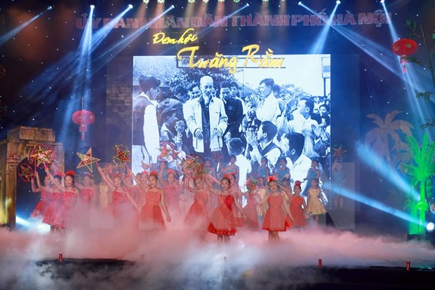 Activities held nationwide for children on Mid-Autumn festival hinh anh 1