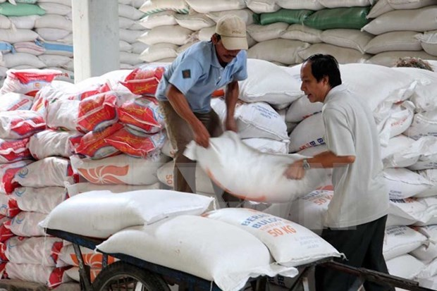 Rice exports face difficulties hinh anh 1