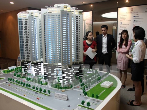 Supply of villas, row houses on upswing in Hanoi hinh anh 1