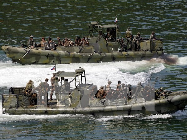 US escalates marine law enforcement aid to four Asian nations hinh anh 1