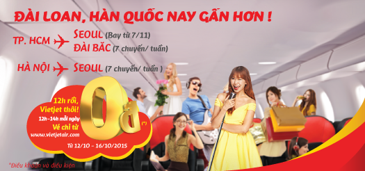 Vietjet Air offers great travel deals hinh anh 1