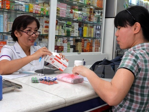 Experience in building Pharmacy Law shared hinh anh 1