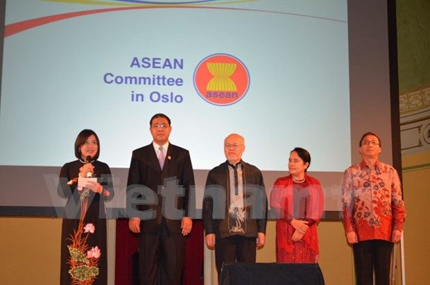 ASEAN cultural night makes third return to Norway hinh anh 1