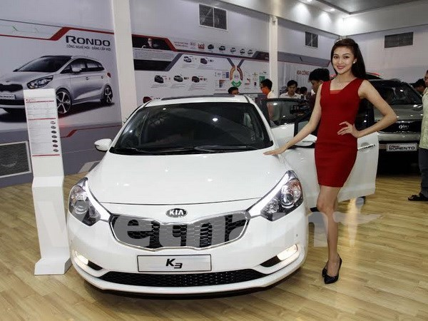 Positive automobile market trends hinh anh 1