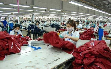 Vietnamese garment firms post solid Q3 results hinh anh 1