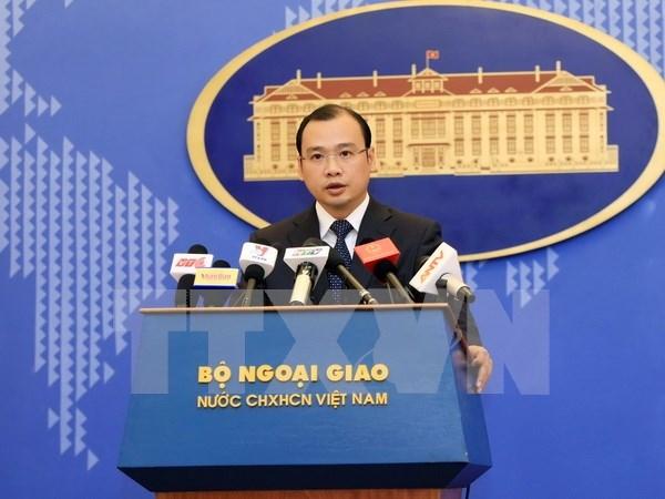 China's activities in Sansha city void of sense: FM spokesman hinh anh 1