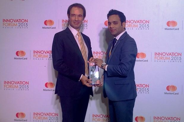 Vietnam International Bank bags MasterCard's innovation award hinh anh 1