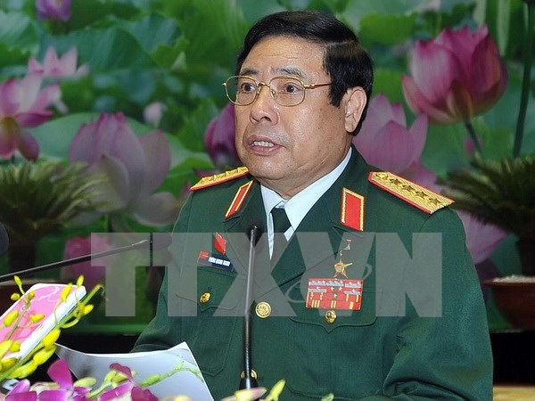 Informal China-ASEAN defence ministers' meeting held in Beijing hinh anh 1
