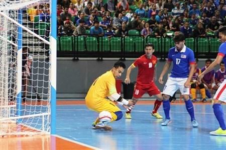 Malaysia beat Vietnam for bronze hinh anh 1