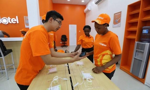 Vietnam, South Africa seek telecom cooperation hinh anh 1