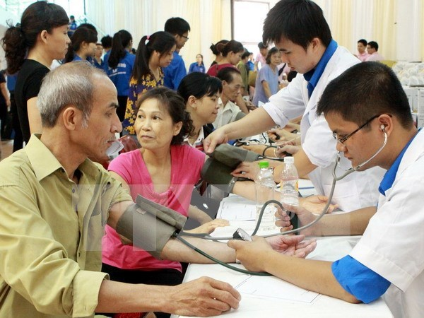 Winter and spring voluntary campaigns launched hinh anh 1